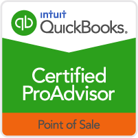 INTUIT QUICKBOOKS CERTIFIED PROADVISOR POINT OF SALE